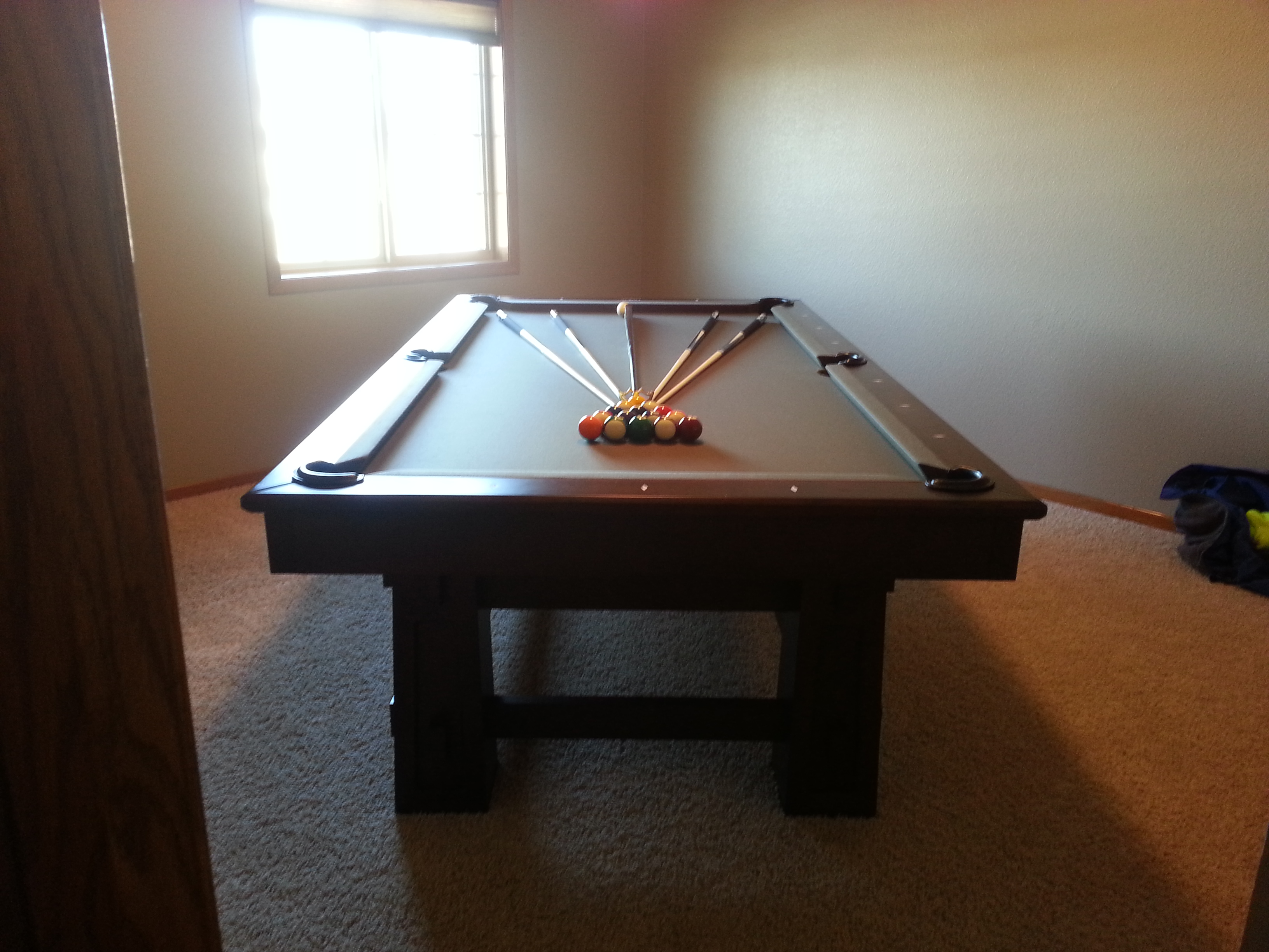 Billiards Olhausen Shuffle Board Eau Claire WI - Pool table movers san diego